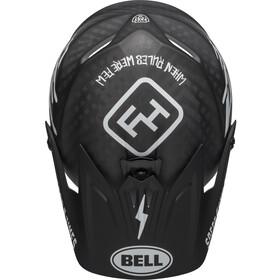 Bell Full-9 Helmet matte black/white fasthouse